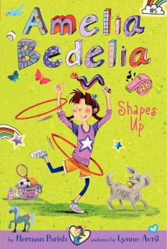 Amelia Bedelia shapes up cover image