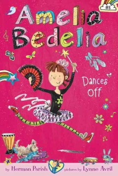 Amelia Bedelia dances off cover image