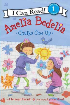 Amelia Bedelia chalks one up cover image
