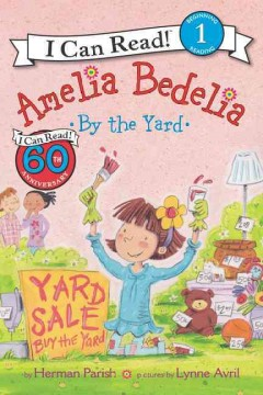 Amelia Bedelia by the yard cover image