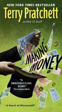 Making money : a novel of Discworld cover image