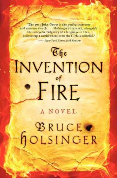 The invention of fire cover image