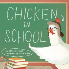 Chicken in school cover image