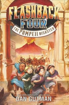 The Pompeii disaster cover image