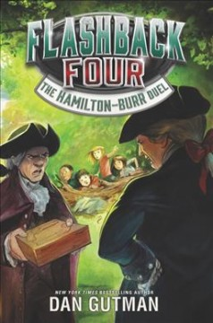 The Hamilton-Burr duel cover image