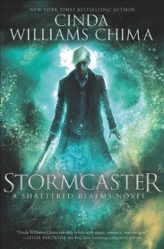 Stormcaster : a shattered realms novel cover image