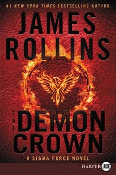 The demon crown cover image