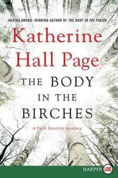 The body in the birches a Faith Fairchild mystery cover image