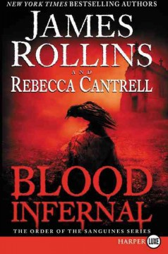 Blood infernal cover image