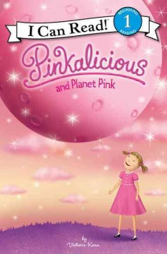 Pinkalicious and Planet Pink cover image