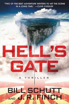 Hell's gate : a thriller cover image
