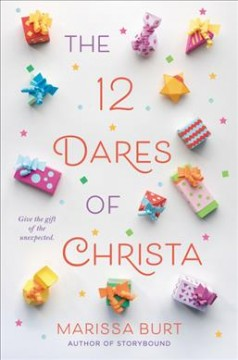 The 12 dares of Christa cover image