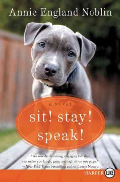 Sit! Stay! Speak! cover image