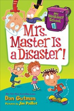 Mrs. Master is a disaster! cover image