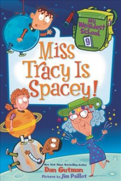 Miss Tracy is spacey! cover image