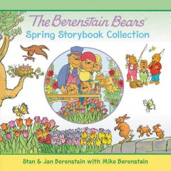 The Berenstain bears spring storybook collection cover image