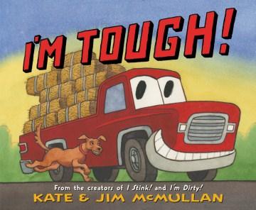 I'm tough! cover image