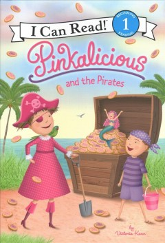Pinkalicious and the pirates cover image