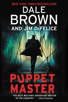 Puppet master cover image