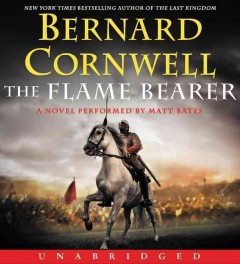 The flame bearer cover image