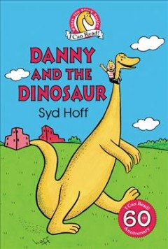 Danny and the dinosaur cover image