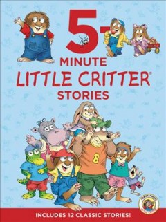 5-minute Little Critter stories cover image