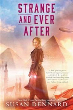 Strange and ever after cover image
