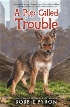 A pup called Trouble cover image