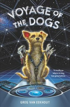 Voyage of the dogs cover image