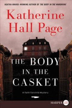 The body in the casket cover image