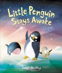 Little Penguin stays awake cover image