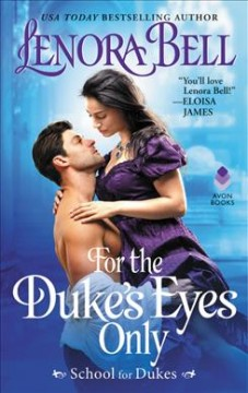 For the duke's eyes only cover image