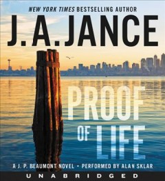 Proof of life a J.P. Beaumont novel cover image