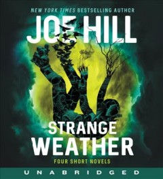 Strange weather four short novels cover image