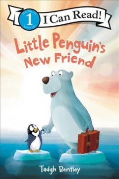 Little Penguin's new friend cover image