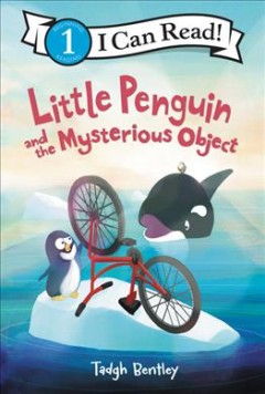Little Penguin and the mysterious object cover image