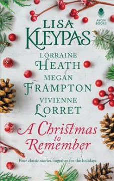A Christmas to remember : an anthology cover image