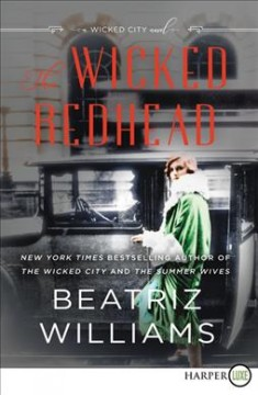The wicked redhead cover image