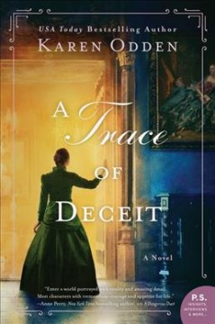 A trace of deceit cover image