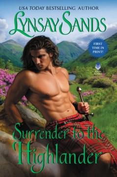 Surrender to the Highlander cover image