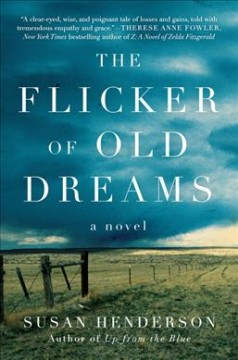 The flicker of old dreams cover image