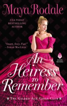 An heiress to remember cover image