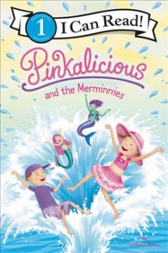 Pinkalicious and the merminnies cover image