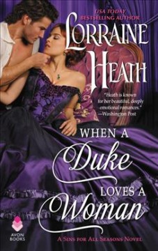 When a duke loves a woman cover image