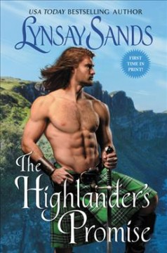 The Highlander's promise cover image