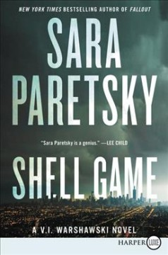 Shell game cover image