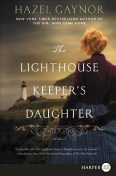 The lighthouse keeper's daughter cover image