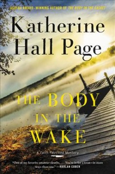 The body in the wake cover image