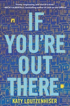 If you're out there cover image