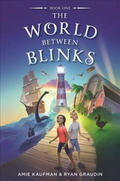 The world between blinks cover image